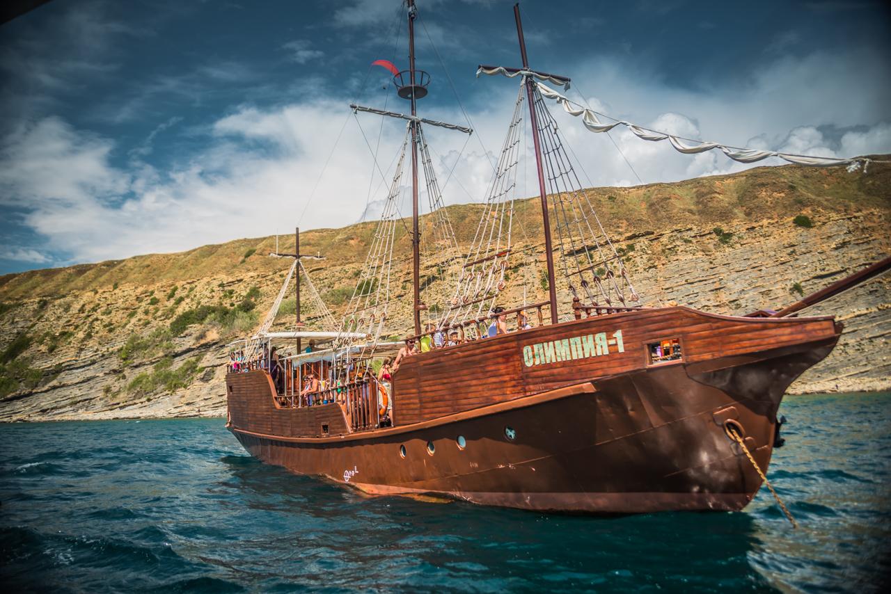 анимация с пиратами