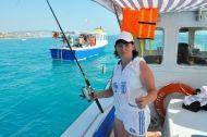 Морсая рыбалка с купанием в Анапе