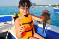 Рыбалка в море в Анапе