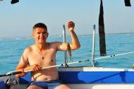 На морской рыбалке в Анапе